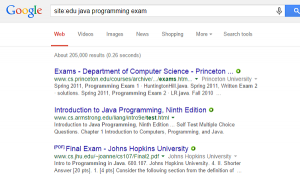 Google-site-edu-subject-exam