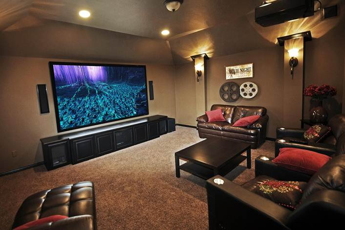 Description: home-theater-Lighting
